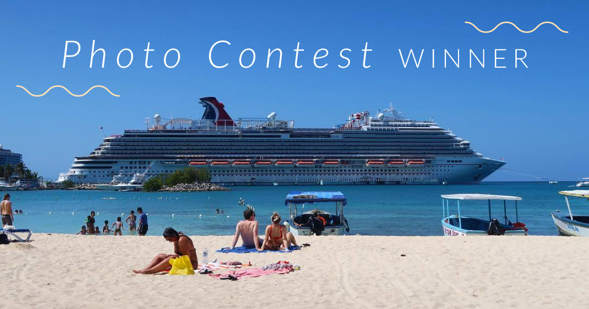 Announcing the Winner of our 2019 Cruise Photo Contest!