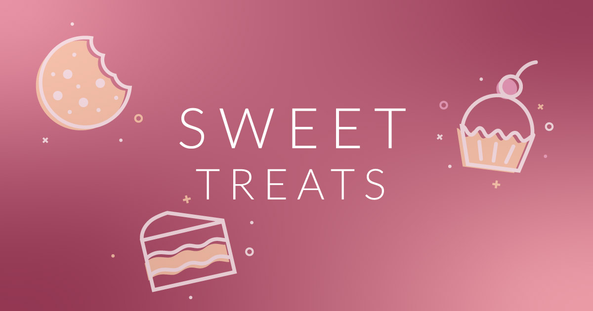 Sweets for your Sweetie: Desserts Onboard the HHAS + Recipes